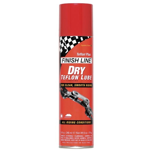 Finish Line DRY Lubricant 240ml