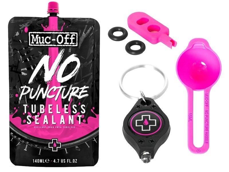 Muc-Off No Puncture Sealant 140ml