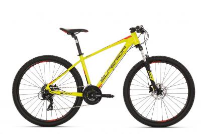 Superior XC 847 radioactive yellow/red/black 2017