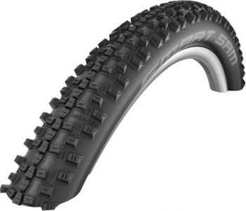 Plášť Schwalbe Smart Sam Addix HS476 26x2.1/2.25