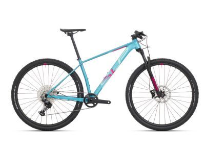 SUPERIOR XP 909 2021, matte turquoise/pink red